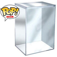 Pop Protector - Premium 2mm Acrylic Box for Pop Vinyl Funko