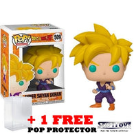 Dragon Ball Z - Super Saiyan Gohan #509 Pop Vinyl Funko Exclusive