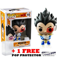 Dragon Ball Z - Vegeta Metallic #10 Pop Vinyl Funko Exclusive