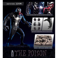 1:6 Marvel - The Poison A.K.A Venom Figure Bullethead (LAST CHANCE)