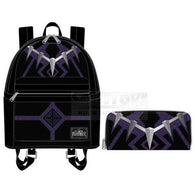 Marvel - Black Panther Mini Backpack or Zip-Around Long Wallet Loungefly