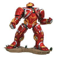 "10"" Avengers 3 : Infinity War - Hulkbuster Deluxe Marvel Gallery PVC Diorama Statue Diamond Select Toys"