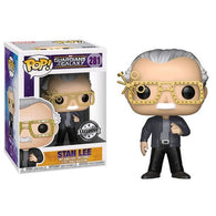 Guardians of the Galaxy - Stan Lee Cameo #281 Pop Vinyl Funko Exclusive