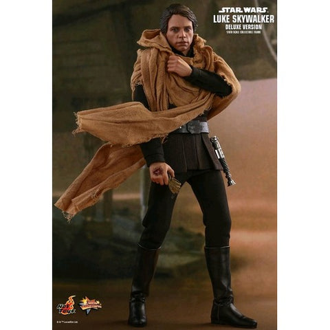 1//6th Scale Motion Style Blade Hot Toys MMS517 Star Wars Luke Skywalker Deluxe
