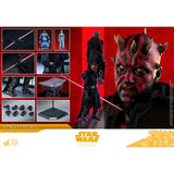 1:6 Star Wars : A Solo Story - Darth Maul Figure DX18 Hot Toys (LAST CHANCE)