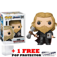 Avengers 4 : Endgame - Thor with Mjolnir & Stormbreaker #482 Pop Vinyl Funko Exclusive