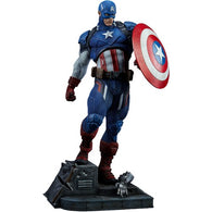 1:4 Captain America Premium Format Statue Sideshow Collectibles