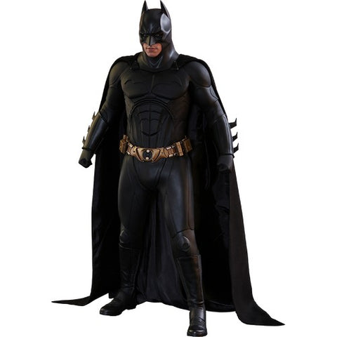 1:4 Batman Begins - Batman Christian Bale as Bruce Wayne Figure QS009 Hot Toys
