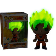 Dragon Ball Z - Goku Super Saiyan Glow #14 Pop Vinyl Funko Exclusive