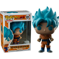 Dragon Ball Z : Resurrection F - Super Saiyan Blue #121 Pop Vinyl Funko Exclusive