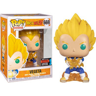 Dragon Ball Z - Vegeta Final Flash #669 Pop Vinyl Funko NYCC 2019 Exclusive
