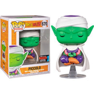 Dragon Ball Z - Piccolo Lotus Position #670 Pop Vinyl Funko NYCC 2019 Exclusive