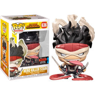 My Hero Academia - Hero Killer Stain #636 Pop Vinyl Funko NYCC 2019 Exclusive