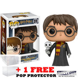 Harry Potter - Harry with Hedwig #31 Pop Vinyl Funko Exclusive (LAST CHANCE)