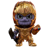 Avengers 4 : Endgame - Thanos Metallic Gold COSB574 Cosbaby Hot Toys