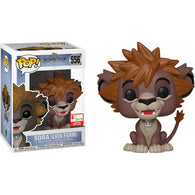 Kingdom Hearts - Sora (Lion Form) #556 Pop Vinyl Funko E3 2019 Convention Exclusive