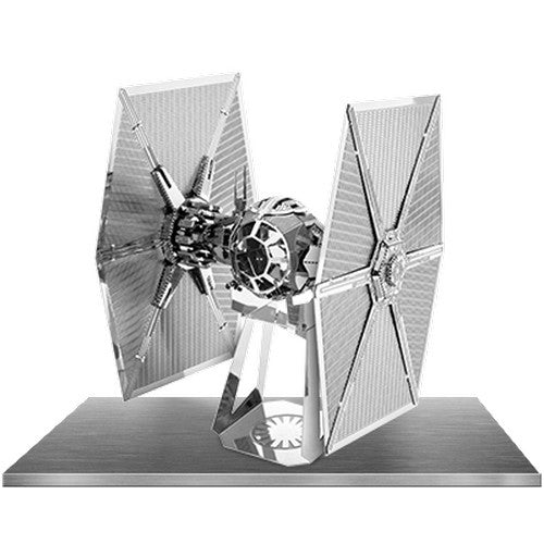Star Wars - Special Force TIE Fighter Miniature 3D Metal Earth DIY Model Kit Series 3