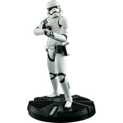 1:4 Star Wars TFA - First Order Stormtrooper Premium Format Statue Sideshow Collectibles