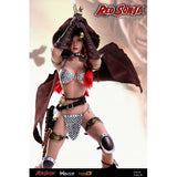 1:6 Scars of the She-Devil - RED SONJA Female Figure Phicen TBLeague