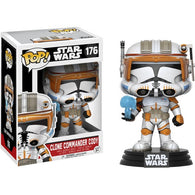 Star Wars - Clone Commander Cody #176 Pop! Vinyl Funko US Exclusive