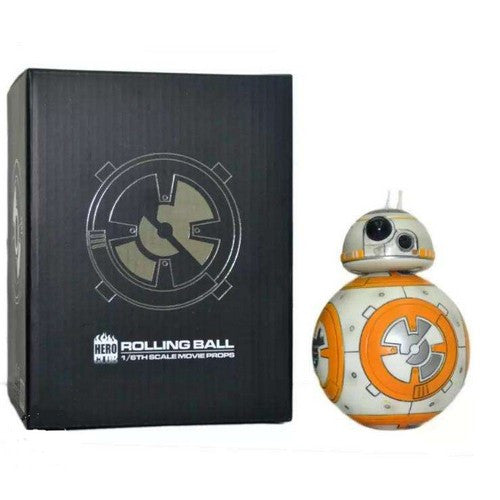 1:6 Star Wars : The Force Awakens - BB-8 Rolling Ball Figure Hero Club