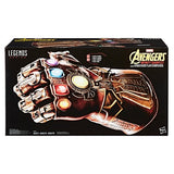 Avengers : Infinity War - Articulated  Thanos Gauntlet with Electronic Sound and Light Marvel Legends (LAST CHANCE)