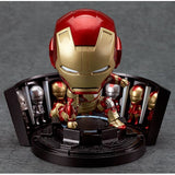 Iron Man 3 - Iron Man Mk 42 and Hall of Armour Hero's Edition Nendoroid Figure Set #349 Good smile Company