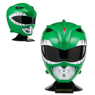 Mighty Morphin Power Rangers - Legacy Green Ranger Replica Full Size Helmet Bandai