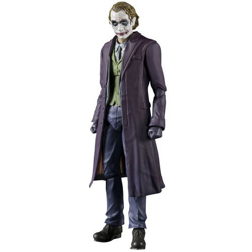 1:12 Batman : The Dark Knight - Joker S.H.Figuarts Figure Bandai Tamashii Nations