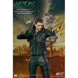 1:8 Arrow - Oliver Queen Green Arrow Deluxe Figure Star Ace Toys
