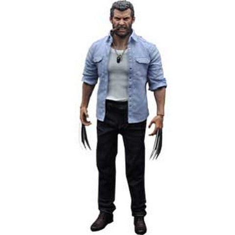 1:6 Wolverine -  James Howlett / Logan Angry Edition Custom Figure Burning Soul