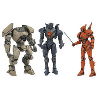 "1:10 7"" Pacific Rim : Uprising - Series 1 Gipsy Danger, Saber Athena Bracer Phoenix Deluxe Figure Diamond Select Toys"