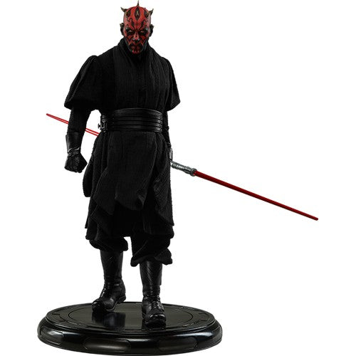 1:4 Star Wars Ep. 1 : The Phantom Menace - Darth Maul Premium Format Statue Sideshow