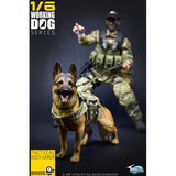 1:6 Custom Tactical Body Armor for Working Dogs Toys City