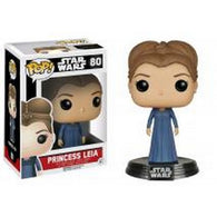 Star Wars : The Force Awakens - Princess Leia #80 Pop Vinyl Funko