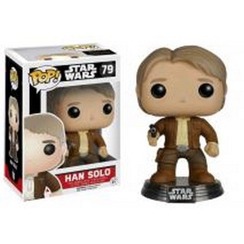 Star Wars : The Force Awakens - Han Solo #79 Pop! Vinyl Funko