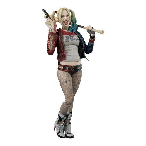 1:12 Suicide Squad - Harley Quinn S.H.Figuarts Figure Bandai Tamashii Nations