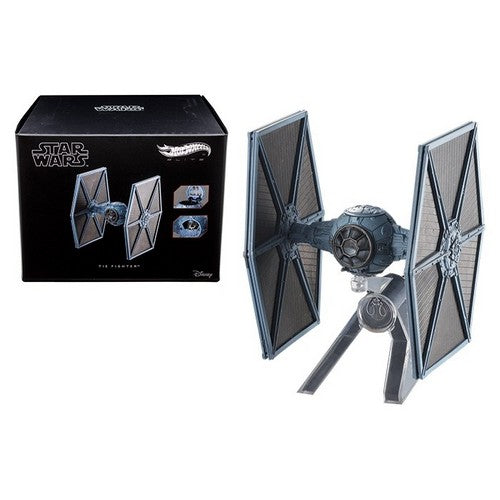 Star Wars Ep. 5 - The Empire Strikes Back - Tie Fighter Diecast Hot Wheels Elite
