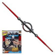 Star Wars : Rebels Animated Series - Inquisitor 3-in-1 Double Blade Lightsaber Hasbro