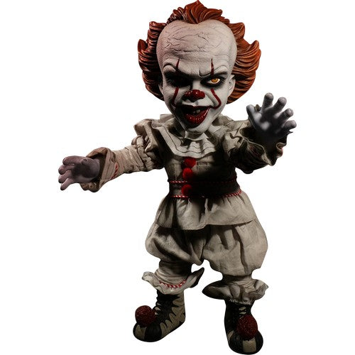 "15"" It (2017) - Pennywise Mega Scale Talking Figure Mezco Toyz"
