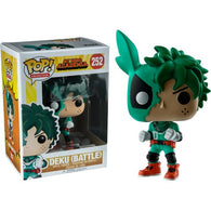 My Hero Academia - Deku Battle #252 Pop Vinyl Funko Exclusive