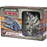 Star Wars : X-Wing Miniatures Game - Millennium Falcon Expansion Pack Fantasy Flight