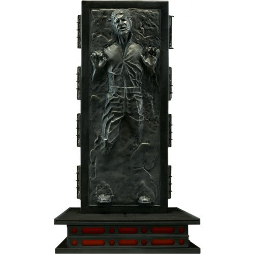 1:6 Star Wars - Han Solo in Carbonite Figure Sideshow