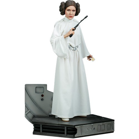 1:4 Star Wars : A New Hope - Princess Leia Premium Format Statue Sideshow Collectibles