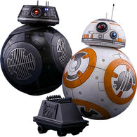 1:6 Star Wars Ep VIII 8 : The Last Jedi - BB-8 & BB-9E Figure Set MMS442 Hot Toys