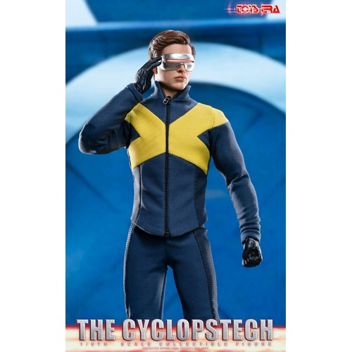 1:6 X-Men - The Cyclopstech A.K.A Cyclops Male Custom Figure TE030 Toys Era