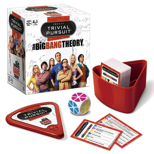 Trivial Pursuit - Big Bang Theory Bitesize Game Hasbro
