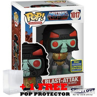 Masters Of The Universe : Blast-Attak #1017 Pop Vinyl Funko SDCC 2020 Exclusive