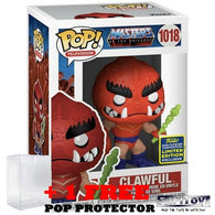 Masters Of The Universe - Clawful #1018 Pop Vinyl Funko SDCC 2020 Exclusive (LAST CHANCE)