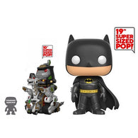 "(PREORDER) 19"" Batman Super Sized Pop Vinyl Funko"